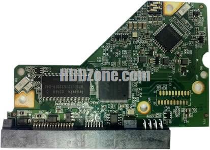 2060-771702-001 Western DigitalのHDD基板