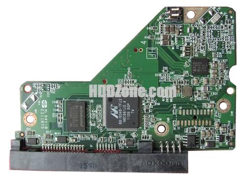 2060-771824-000 Western DigitalのHDD基板