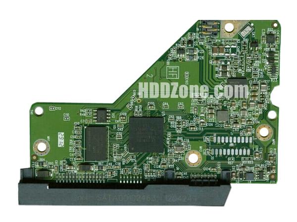 2060-771829-004 Western DigitalのHDD基板