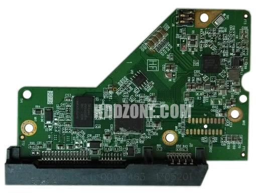 2060-771978-001 Western DigitalのHDD基板