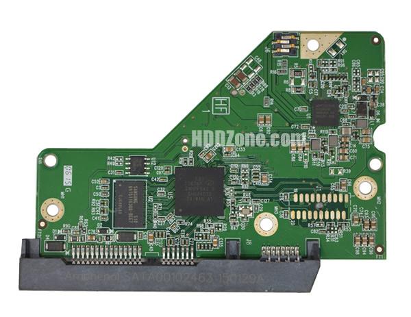 2060-800006-001 Western DigitalのHDD基板