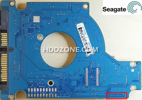 SeagateのHDD基盤基板交換